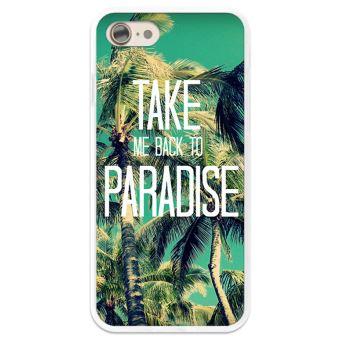 coque iphone 7 paradise