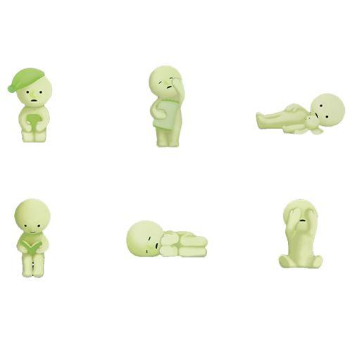 Une Figurine Smiski série Chambre