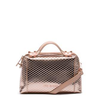 Gold 136965 Handbag Rose Compras Axton De Bolsos Ted Baker SqgxHUwOI