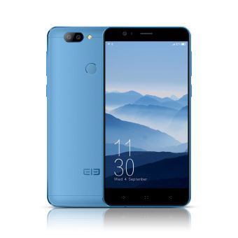 "Elephone P8 mini 4G Smartphone 5.5""Dual WiFi 16MPX + 13MPX 4Go + 64Go Bleu"