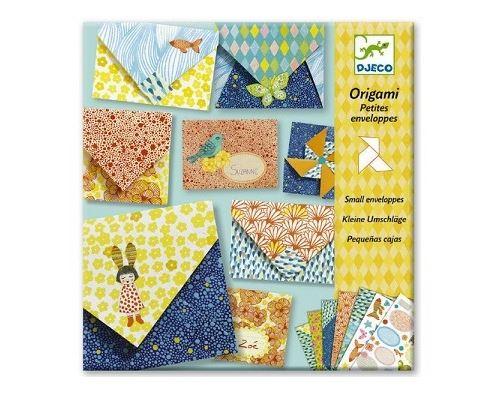 Origami petites enveloppes - djeco 7-13 ans