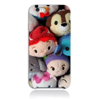 coque peluche iphone 8 plus