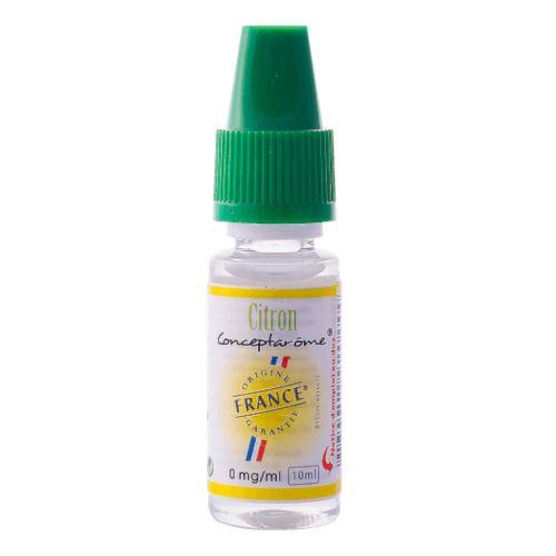 Conceptarôme - E-liquide Classique 80/20 – Noix de Coco 0 mg.
