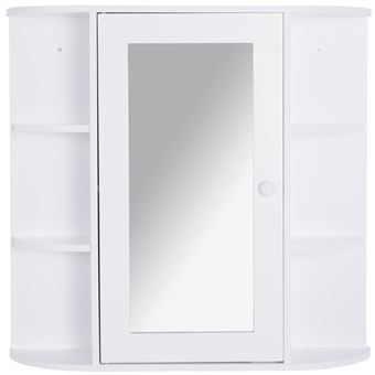 Armoire murale salle de bain armoire glace placard de - Armoire a glace salle de bain ...