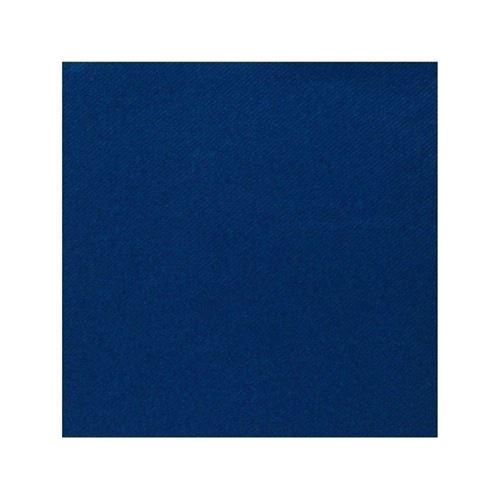 25 serviettes bleu royal 40 x 40 cm