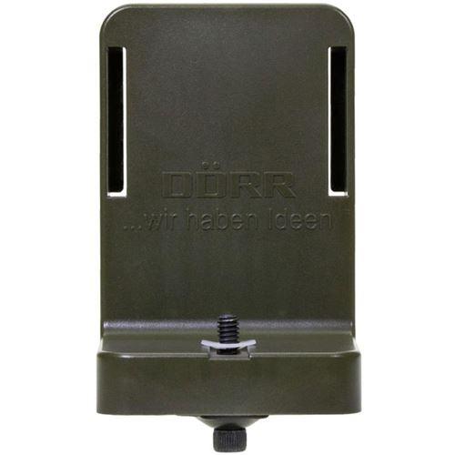 Dörr 204495 Uni-Ball 1 adaptateur universel pour système de support Snap Shot Multi Wild/Caméras Oli