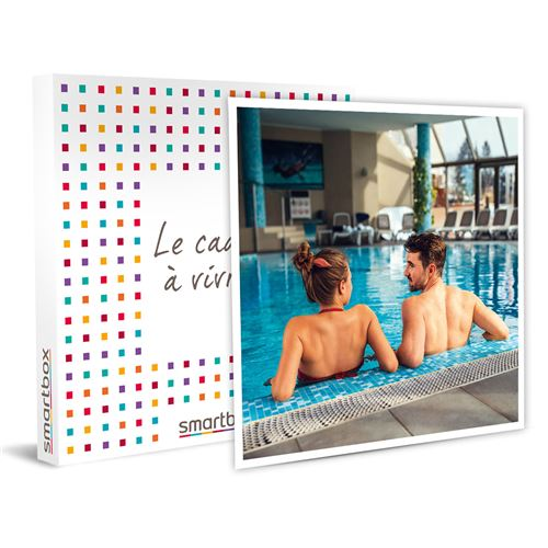 SMARTBOX - Bienfaits de l'eau : spa et détente en duo - Coffret Cadeau
