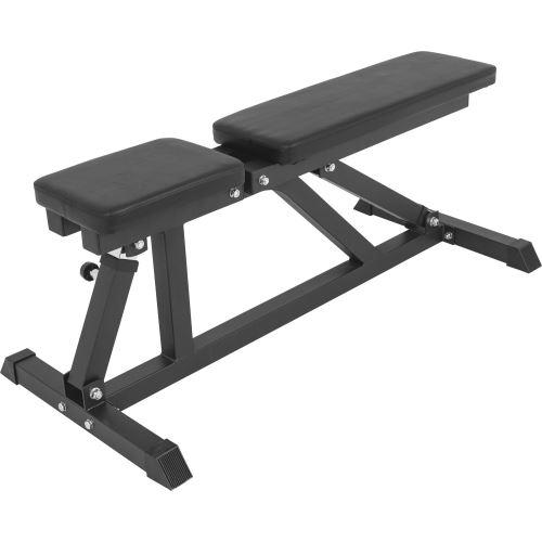 Gorilla Sports Banc De Musculation Multipositions Noir