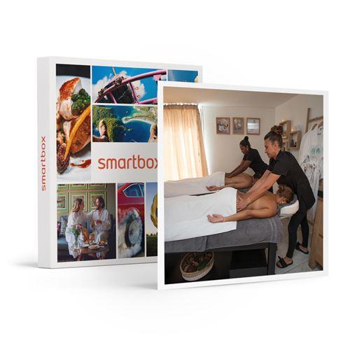SMARTBOX - Escapade de 2 jours à Cannes en hôtel 4* avec massage et journée au spa - Coffret Cadeau