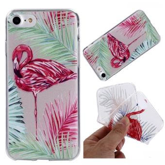 coque pour iphone x flamingo