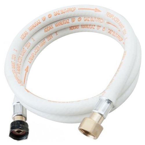 Tuyau de gaz Butane Propane long. 2.00 M garantie 10 ans Four, cuisinière BC200EX28 WPRO - 296188