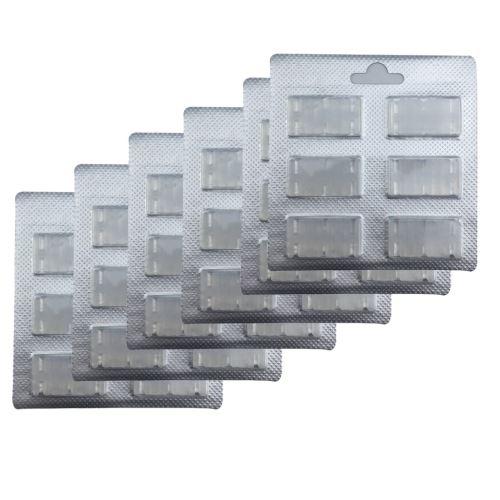 6PC Désodorisant Parfumées Comprimés de Parfum Sticks pour Vorwerk Vk135 Cleaner Wenaxibe453