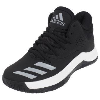 fury basket taille Noir Adidas basket Chaussures Court wmv80Nn