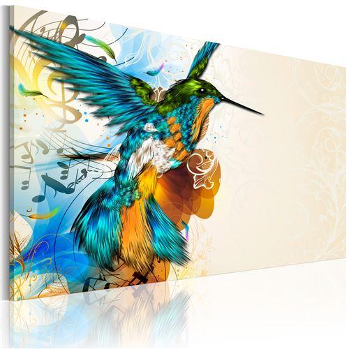 Tableau - bird's music - artgeist - 90x60