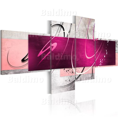 Tableau - Streamer - Décoration, image, art | Abstraction |