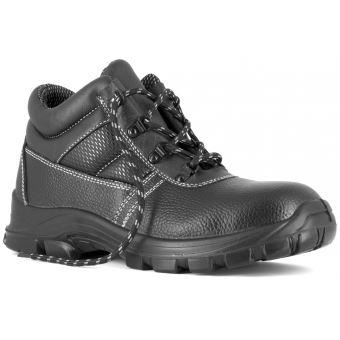 FOXTER Chaussures de sécurité Montantes Chicago Légères Cuir grainé hydrofuge HommeMixte S3 SRC Taille 41