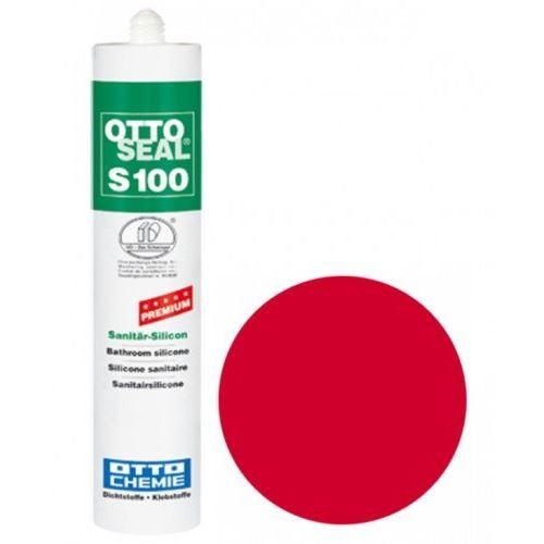OTTO CHEMIE OTTOSEAL S100 Rouge (C35) interne couleur Mastic Silicone