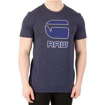 G Star Homme Cadulor T shirt, Bleu Hauts, T shirts et