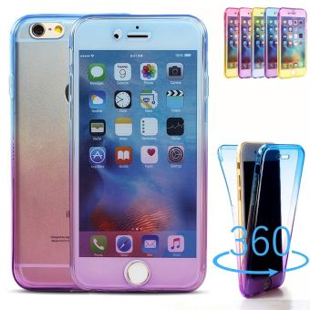 coque iphone 6 integrale rose