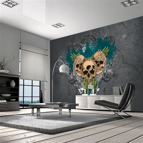 Papier peint - Darkness II - Décoration, image, art | Street art |