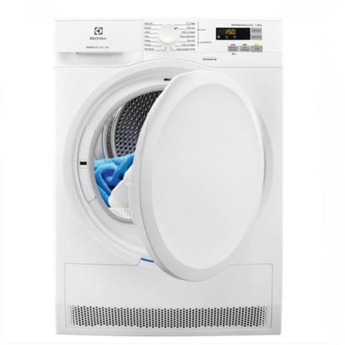 Electrolux PerfectCare 700 EW7H5822EB - Sèche-linge - indépendant - largeur : 59.6 cm - profondeur : 66.2 cm - hauteur : 85 cm - chargement frontal - blanc