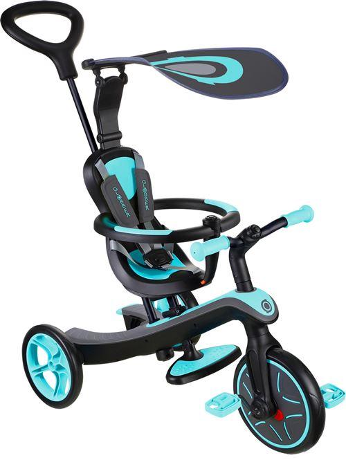 Tricycle Globber Trike Explorer 4 en 1 Bleu