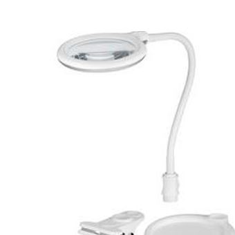 Lampe Loupe Sur Pied Ou A Pincer 6 W Fixpoint 44872 Achat Prix