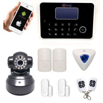 alarme maison wifi sans fil