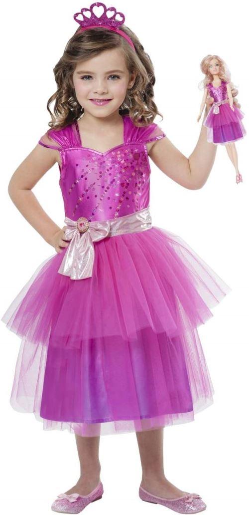 amscan Déguisement Barbie Power Princess, 999560, 3-5 Ans