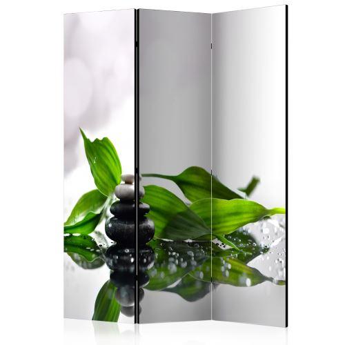 Paravent 3 volets - Zen [Room Dividers] - Décoration, image, art | 135x172 cm |