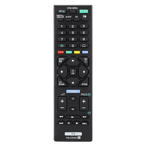 Télécommande de remplacement pour Sony RM-ED054 Smart TV
