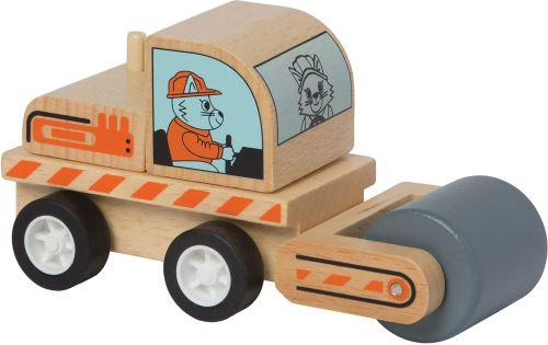 Manhattan Toy jouets d'activité Chariot à roulettes Bois de varoom 10 cm