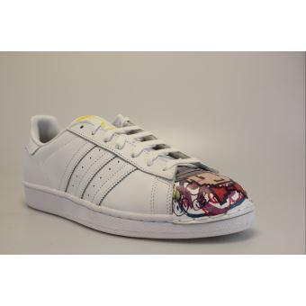 6ed968faa9e65 adidas Originals Superstar Pharrell Supersh S83354 - Chaussures et  chaussons de sport - Achat   prix