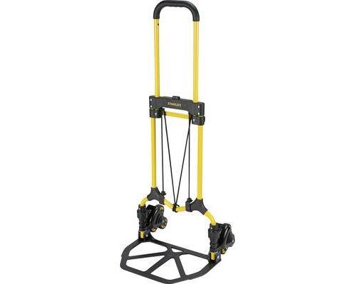 5 stanley - diable monte-escalier pliable - capacité 60 kg