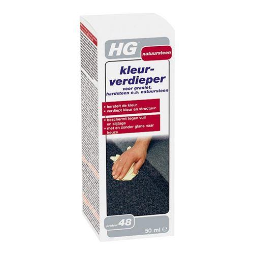 HG Intensificateur de couleur Protège le granit et les pierres naturelles 50 ml