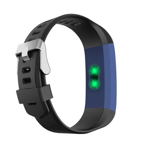Fréquence Huawei Iphone De Ios Intelligente Connectée Tracker Pour Montre Podomètremoniteur Bracelet Cardiaque Android Bleu Fitness Samsung E9WD2IbHeY