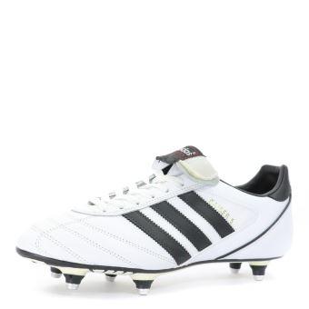 Chaussures football vissées Kaiser visse bleu Prix pas