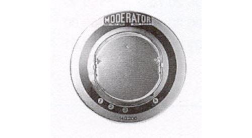 Stabilisateur de tirage pour conduit de cheminée - diam 100 à 140 modèle en acier