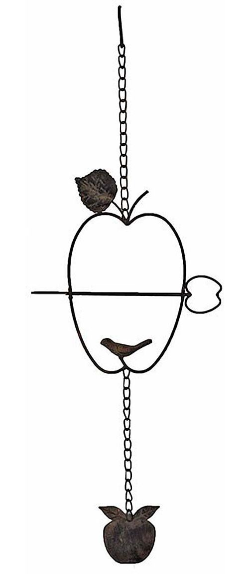 La Grande Prairie - Pic boule de graisse pomme
