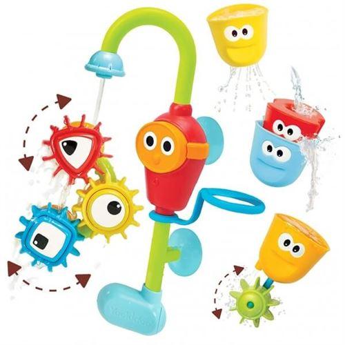 Yookidoo - robinet encaja et gira pro, jouet de bain (40141)