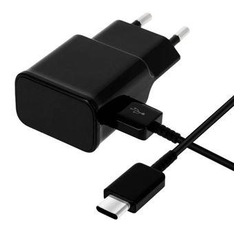 new lower prices amazon exclusive deals Cable USB-C + Chargeur Secteur Noir pour Huawei P20 LITE - Cable Type USB-C  Port USB Data Chargeur Synchronisation Transfert Donnees Mesure 1 Metre ...
