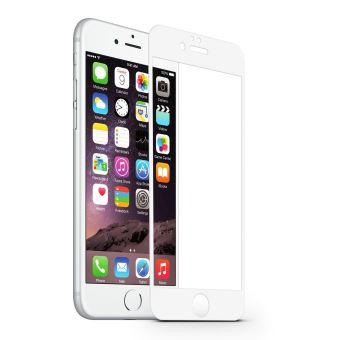 best service 8df88 b9a7a CABLING® Verre Trempé iPhone 6S Film Ecran iPhone 6 4D Film Protection  iPhone 6 Integrale Vitre Protection iPhone 6s Pleine Couverture Dureté 9H  et ...