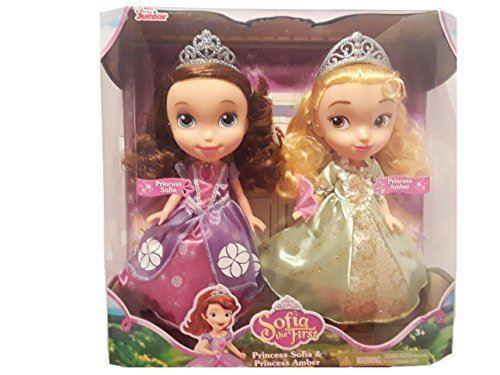 Princess Sofia the First Princess Amber Doll