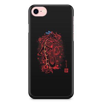 Coque Fifrelin Noire pour iPhone 6 et iPhone 6S Muchu Mulan Disney