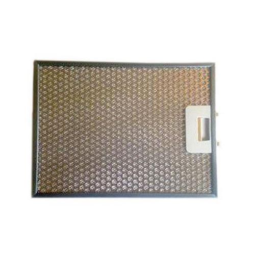 Filtre métal anti graisse (à l'unité) 300x240mm Hotte 79X9197 DE DIETRICH - 64357