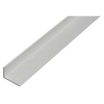 anodis/ée Aluminium 476656 Profil/é de Protection pour Nez de Marche 1000 x 24,5 x 10 mm Couleur GAH-Alberts Argent
