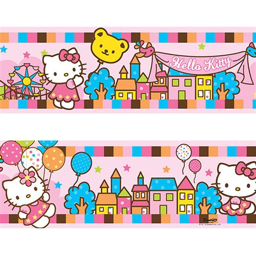 Frise Carnaval Hello Kitty