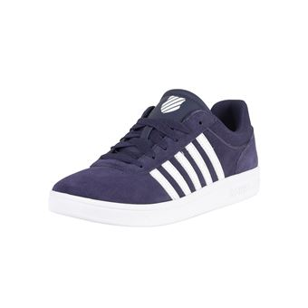 K Trainers Chaussures Homme Court Sde Swiss Et Cheswick Bleu rqPXBFrwz