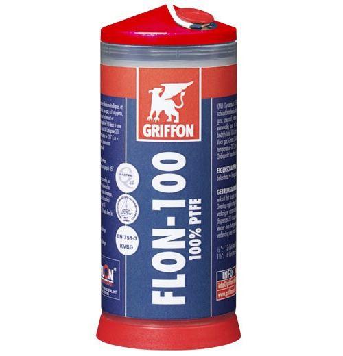 Fil d'étanchéité 100 % P.T.F.E. - FLON-100 - 175 m