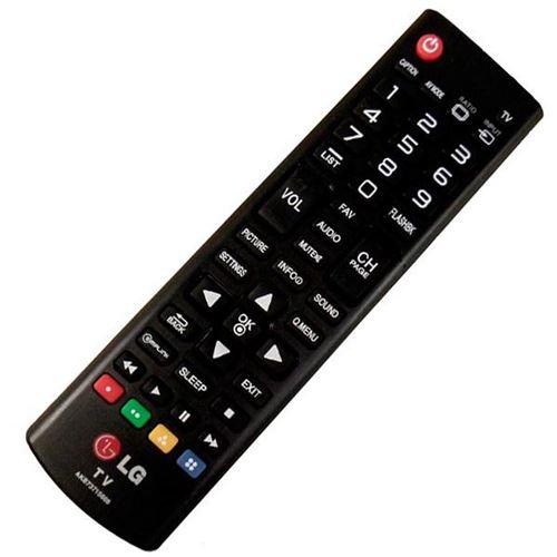 Télécommande (123551-27712) Télévision AKB73715603 AKB74475403 LG - 123551 5053344987976